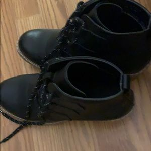 Dirty Laundry Lace Up Womens Boots 7